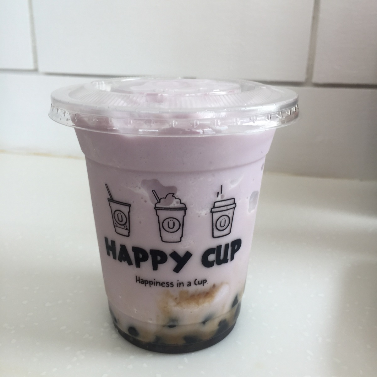 My not-so-Happy Cup experience