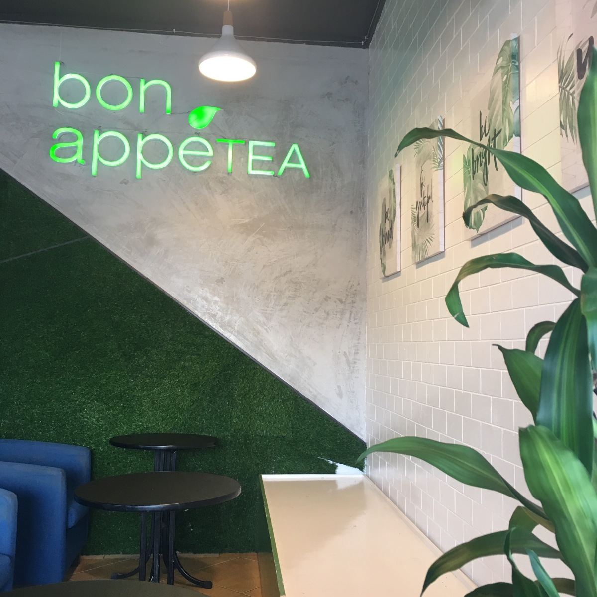 Cozy hangout at Bon Appetea