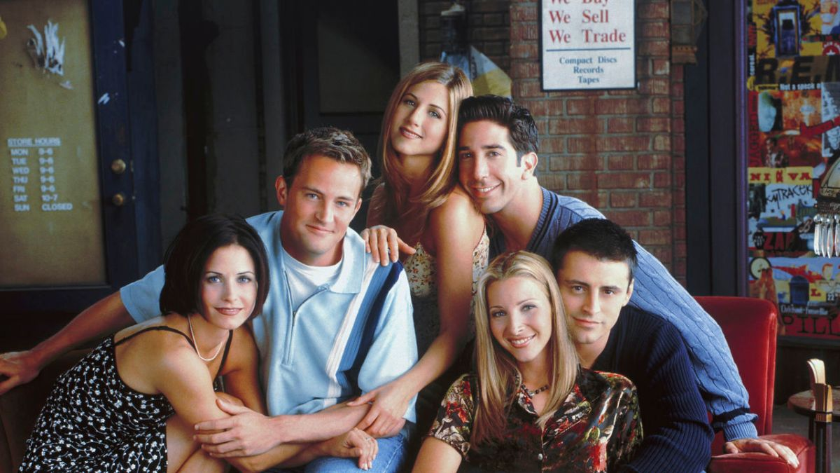 """Two generations of viewpoints on """"Friends,"""" now onNetflix"""