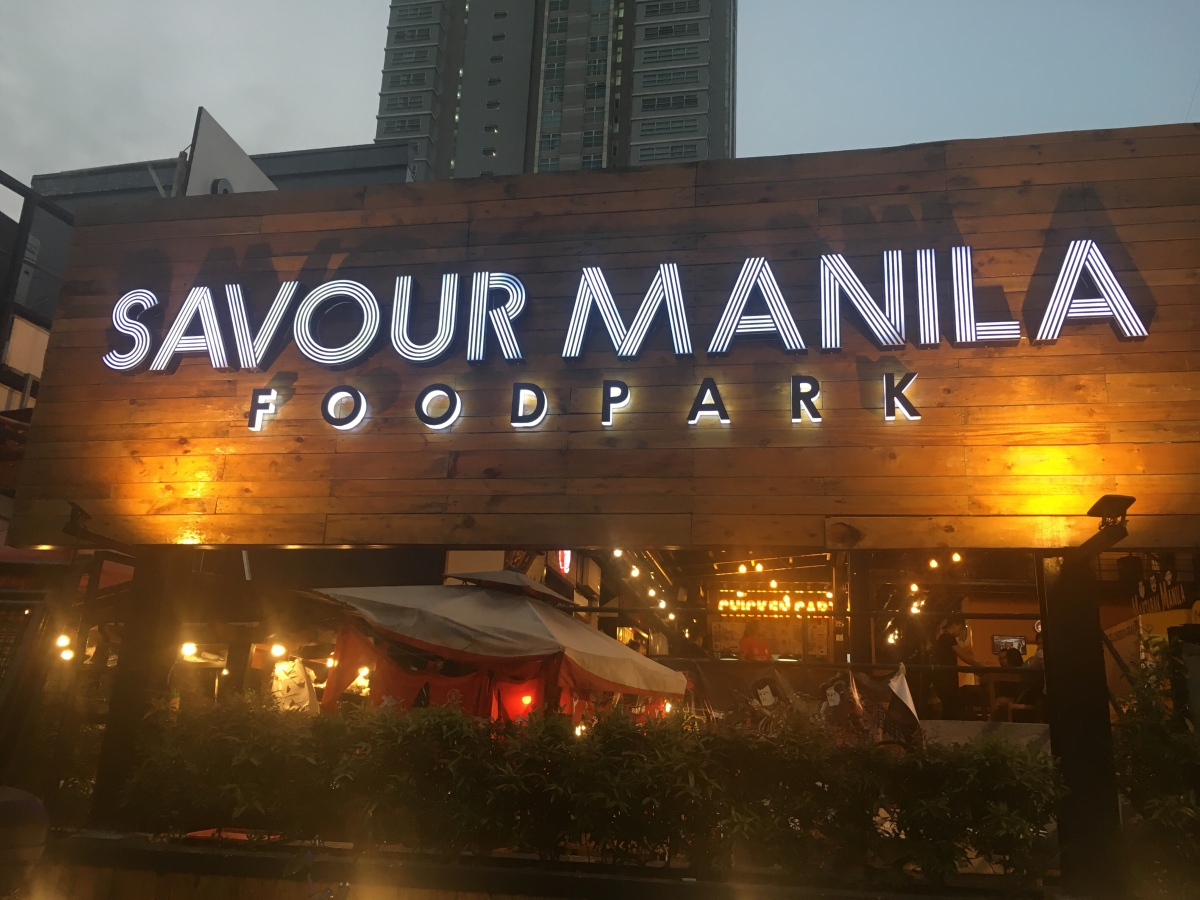 Savouring Asian street food at Hawker Street, Savour Manila