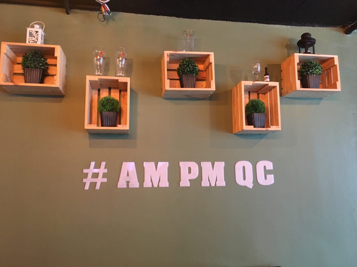 All-day Brunch at AM:PM Brunch. Bar. Cafe. in Tomas Morato