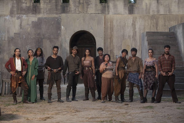 HBO colonial period drama Grisse now inproduction