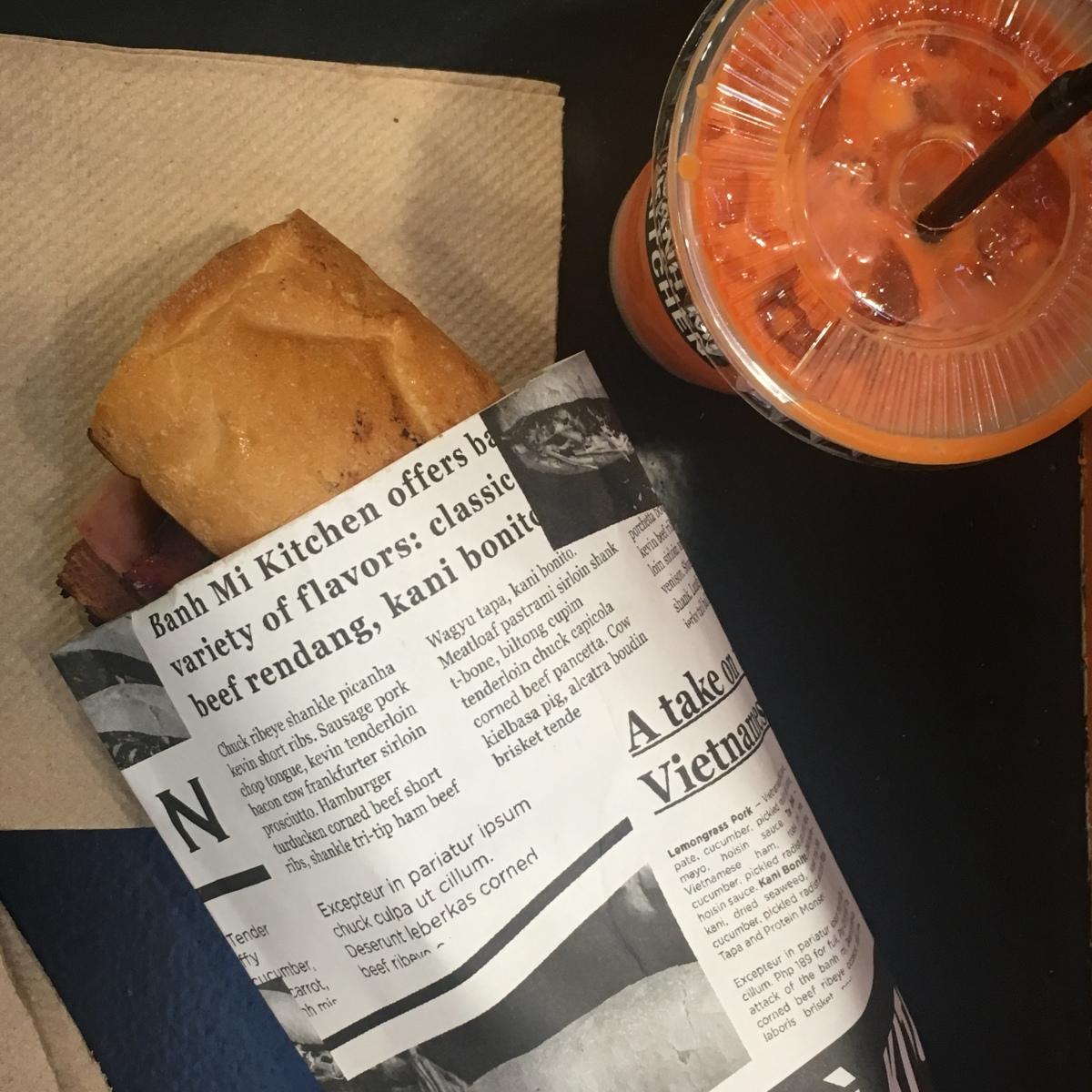 Quick Bite at Banh Mi Kitchen, TomasMorato