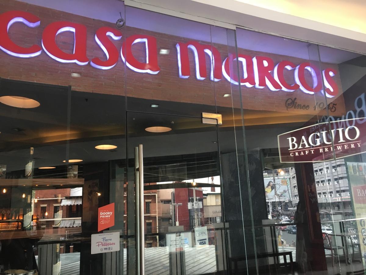Taste of Spain at Casa Marcos, TomasMorato