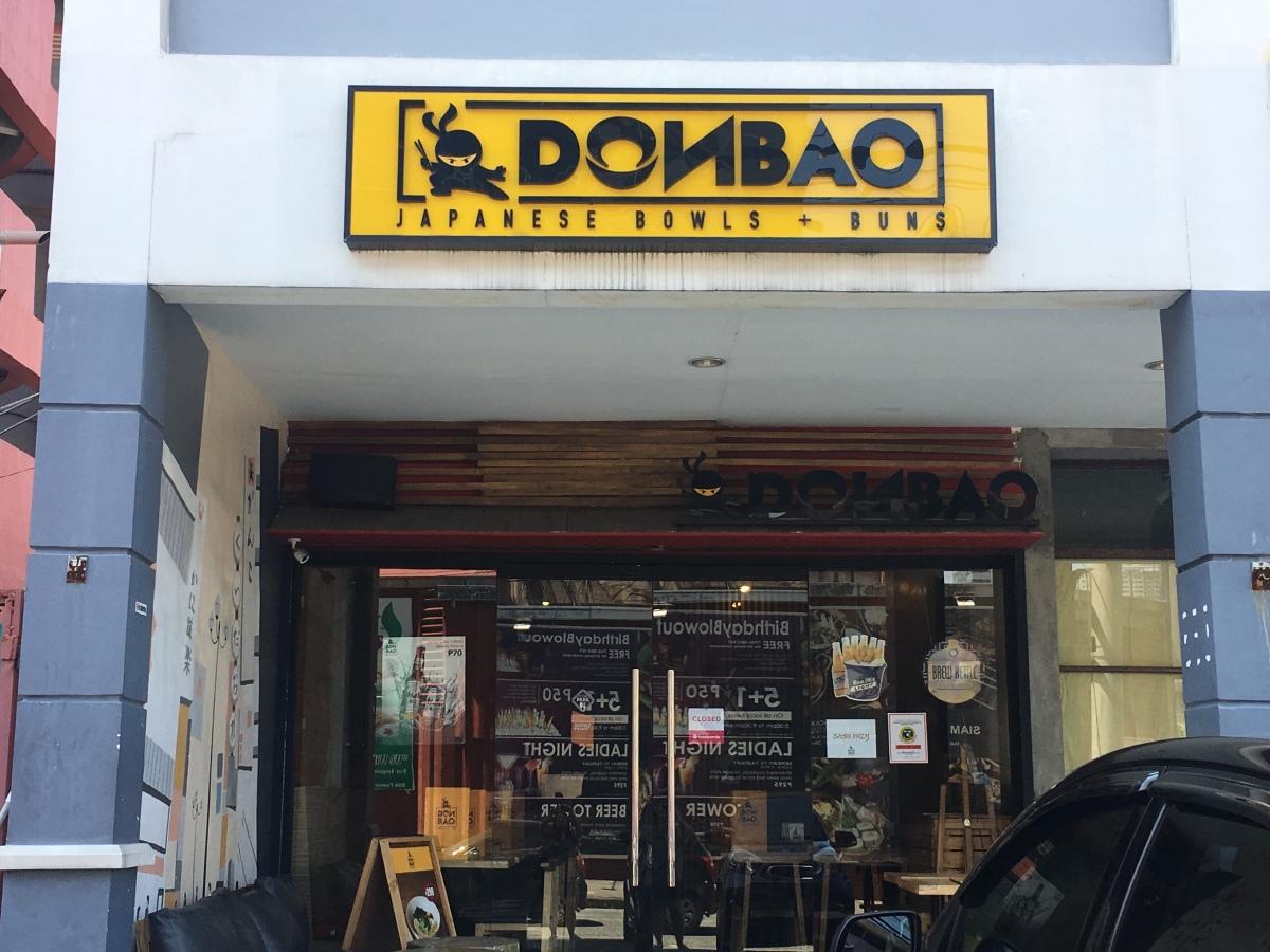 Ramen Lunch at Don Bao,Kapitolyo
