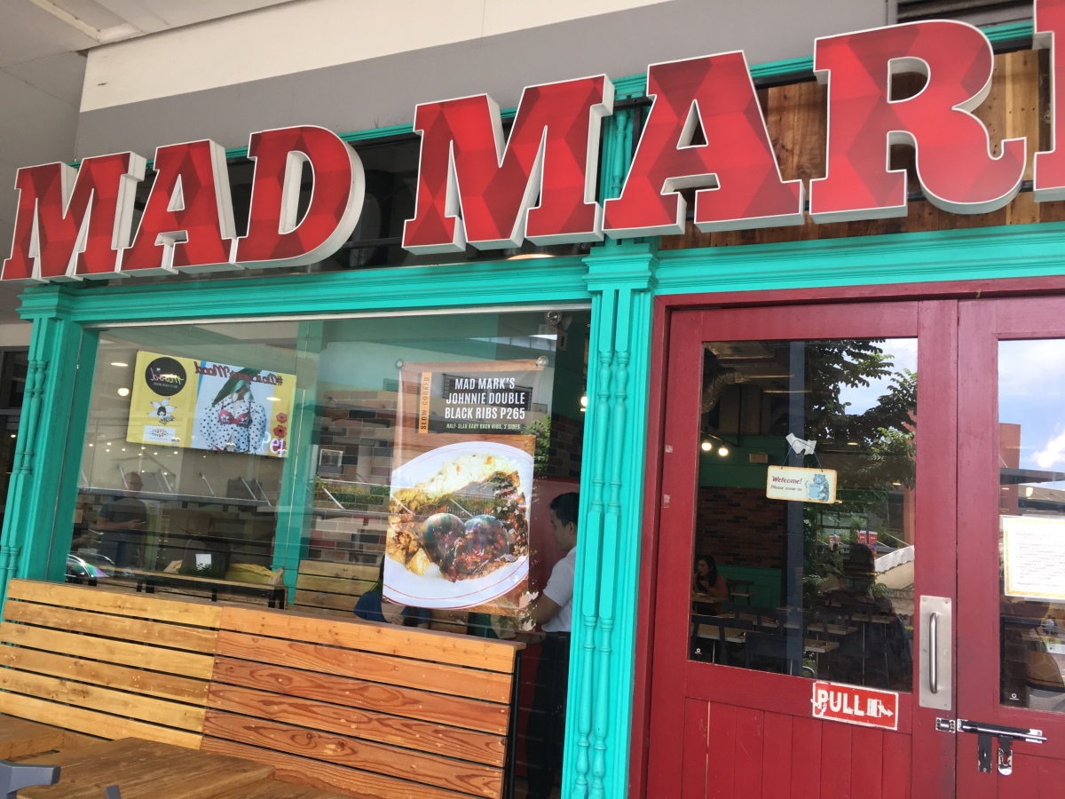 Quick and Yummy Steak Lunch at Mad Mark's, UP Town Center