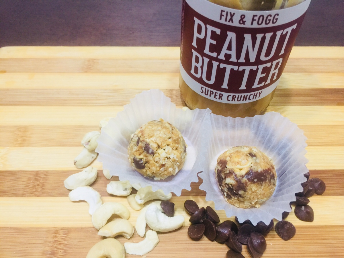 Recipe: Oatmeal Peanut Butter Breakfast Balls