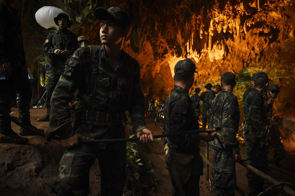 """Operation: Thai Cave Rescue"" airs on Discovery Channel on July 23"