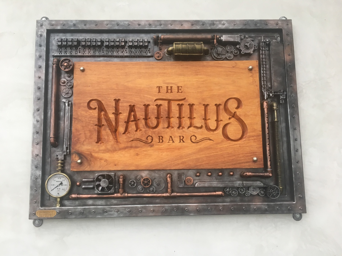A feast with a view at The Nautilus Whiskey Bar,QC