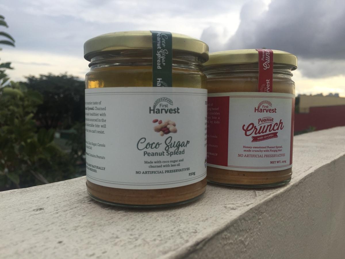 Social Enterprise Drives First Harvest NutSpreads