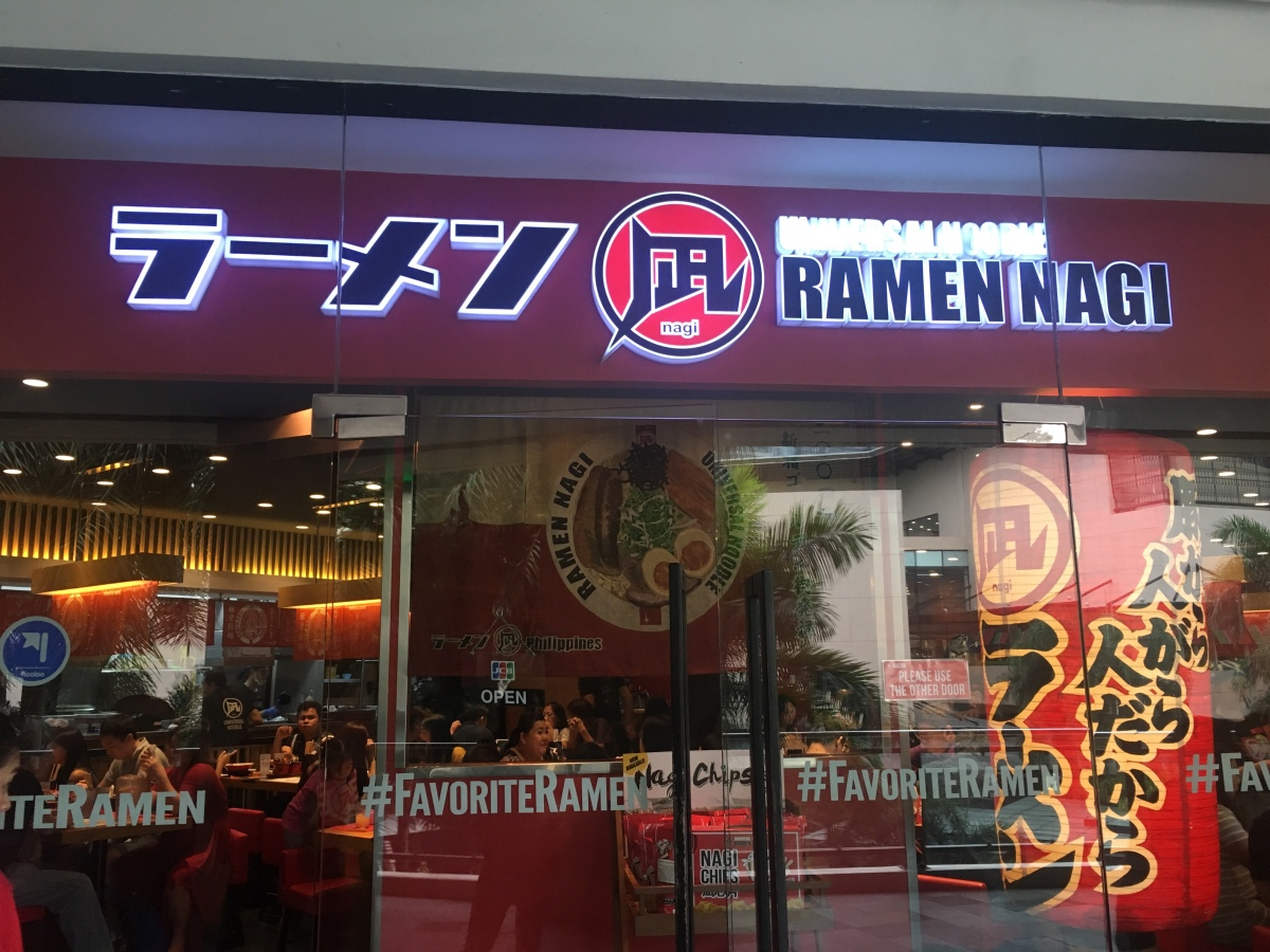 Ramen Birthday Treat at Ramen Nagi, Greenbelt