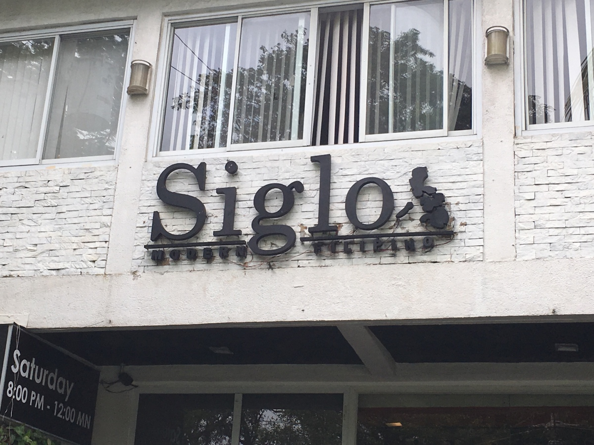 Zomato Tagaytay Food Crawl Third Stop: Siglo Modern Filipino