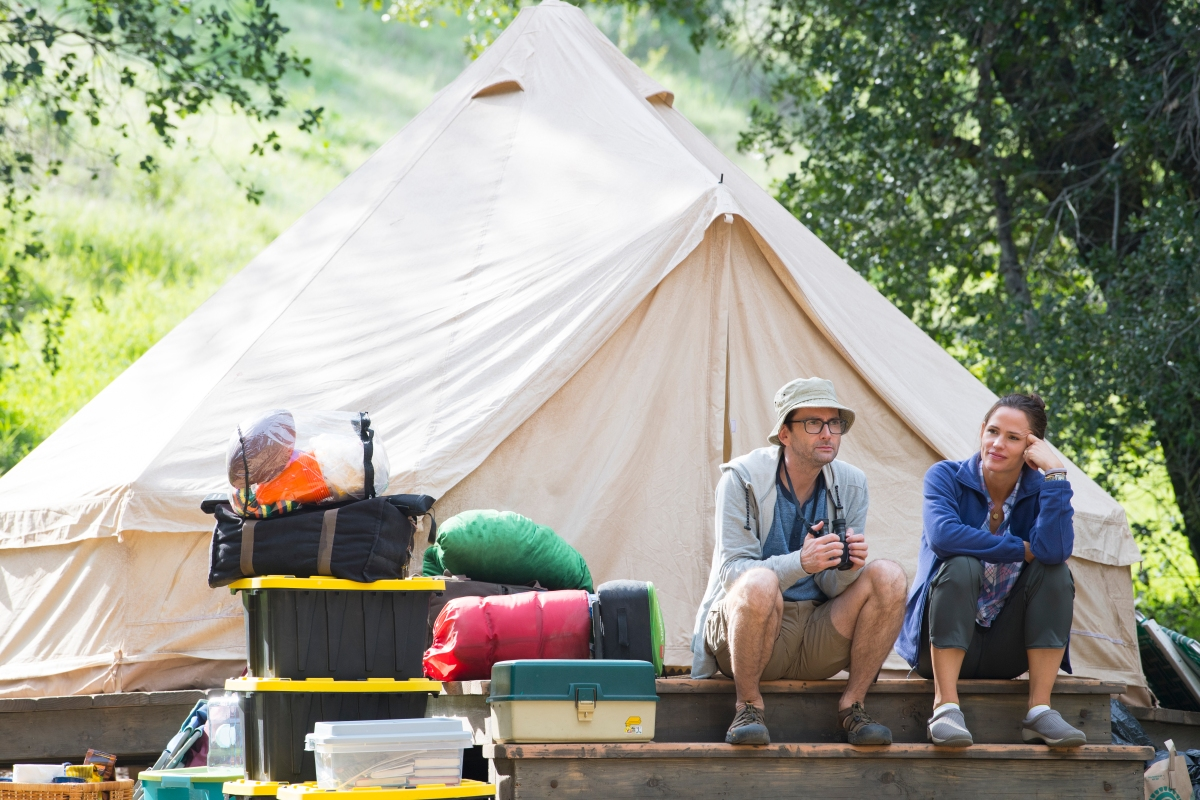 Jennifer Garner and David Tennant star in new original comedy series Camping to premiere exclusively on HBO and HBO on Oct 15