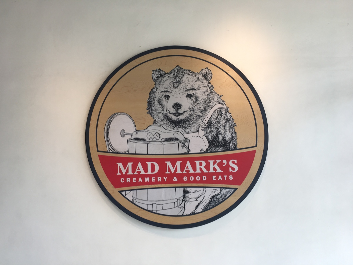 Steak lunch with the kiddos at Mad Mark's, Kapitolyo