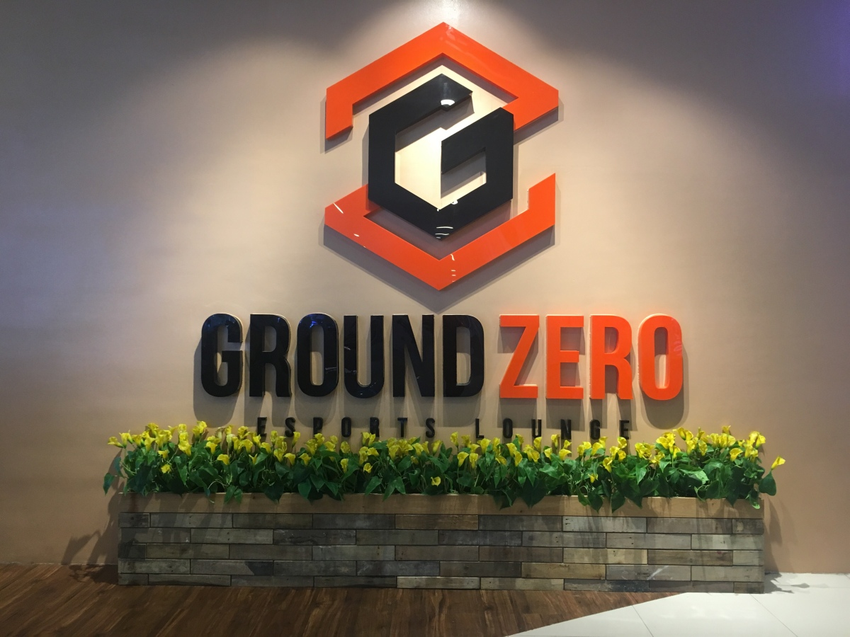 Ground Zero Esports Lounge in Antipolo is now open!