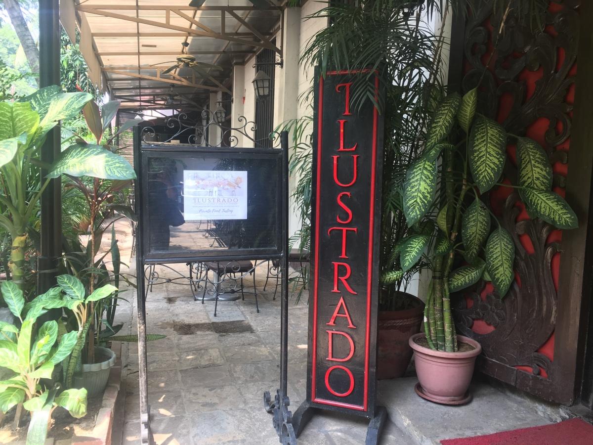 Delectable Degustation at Ilustrado,Intramuros