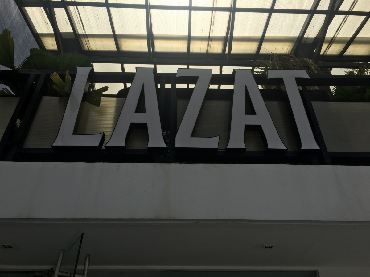 Lunchtime Sojourn at Lazat Fil-Asian Resto-Bar, Tomas Morato