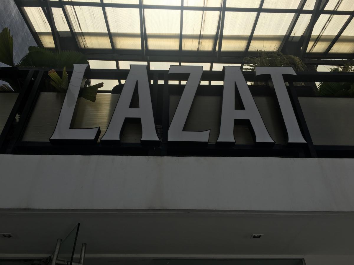 Lunchtime Sojourn at Lazat Fil-Asian Resto-Bar, TomasMorato