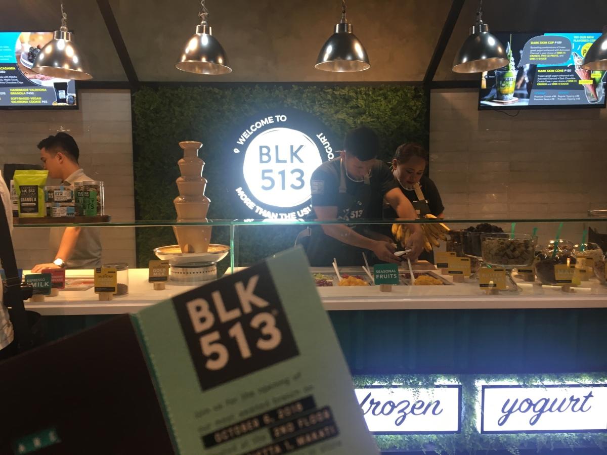 BLK 513 opens new branch inGlorietta