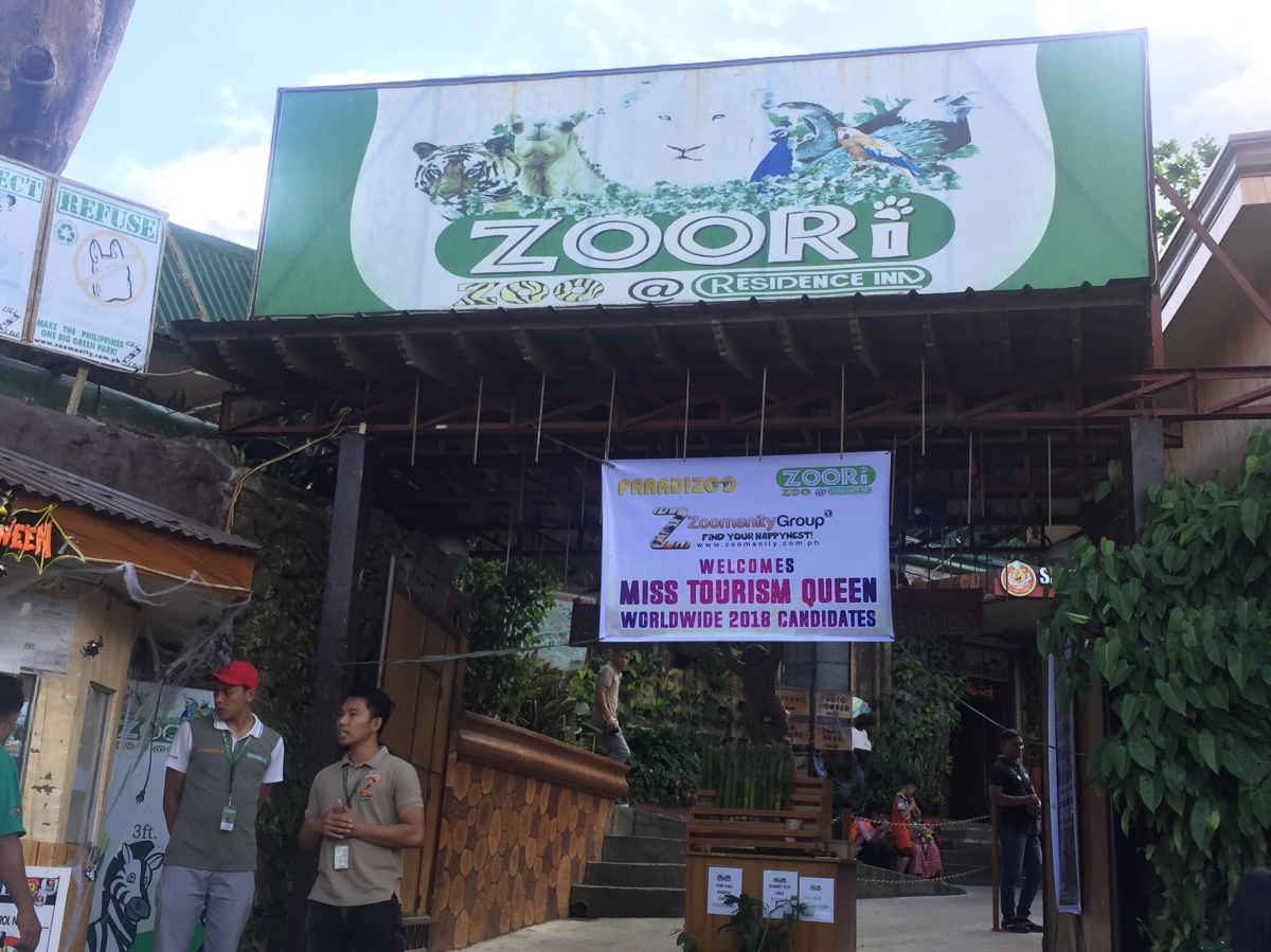 Adventure time in ZOORI,Tagaytay