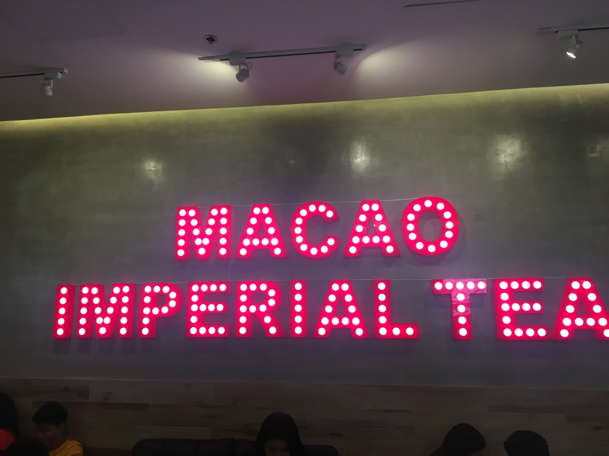 Mother-Daughter Milk Tea Break at Macao Imperial Tea, SM Manila