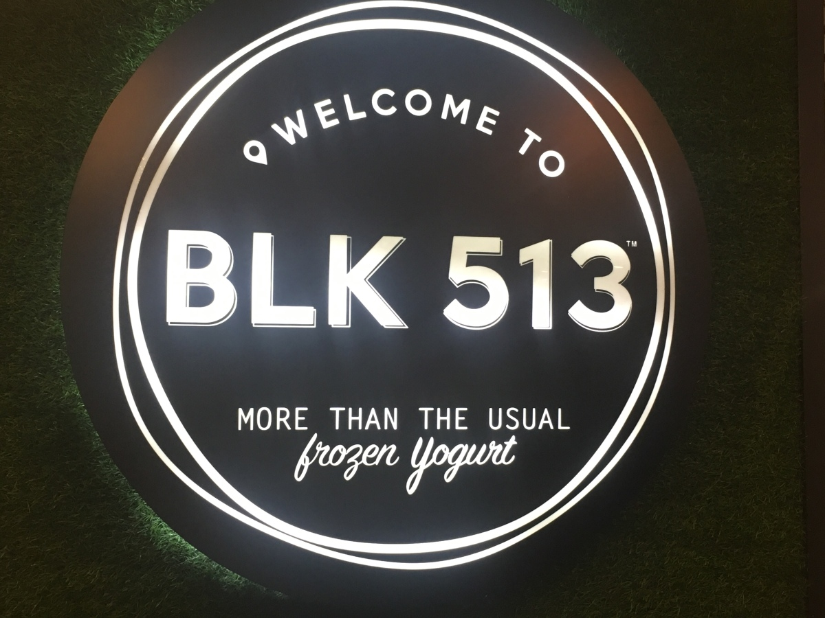 Returned to the dark side at BLK 513, SM Megamall
