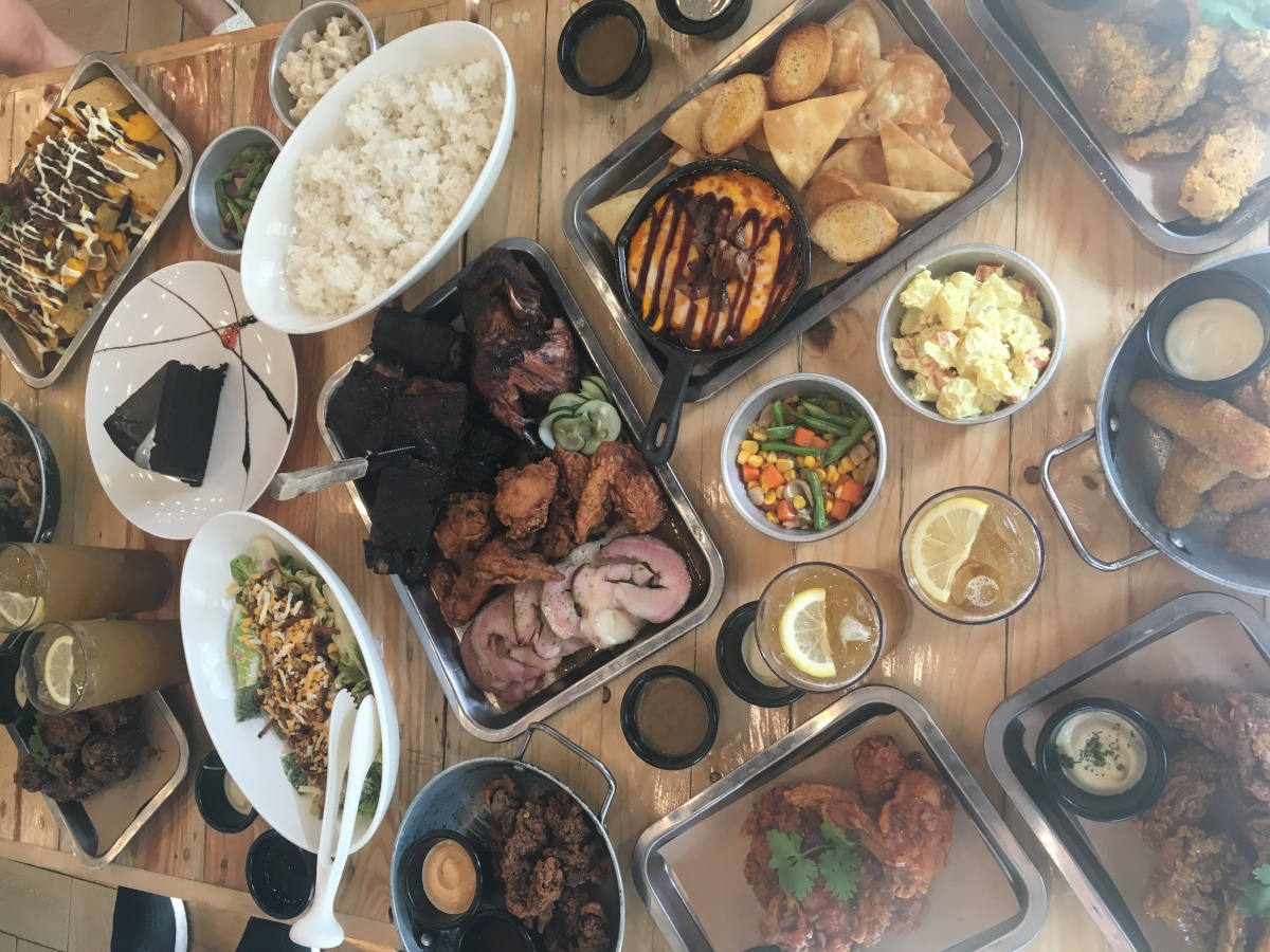 Carnevore Food Trip at Fat Daddy's Smokehouse, UP TownCenter