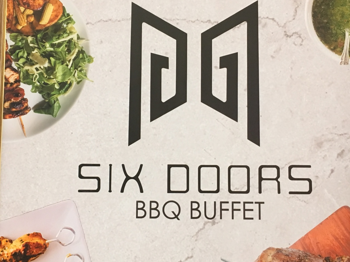 The first 3D buffet experience in the Philippines: SIX Doors BBQ Buffet