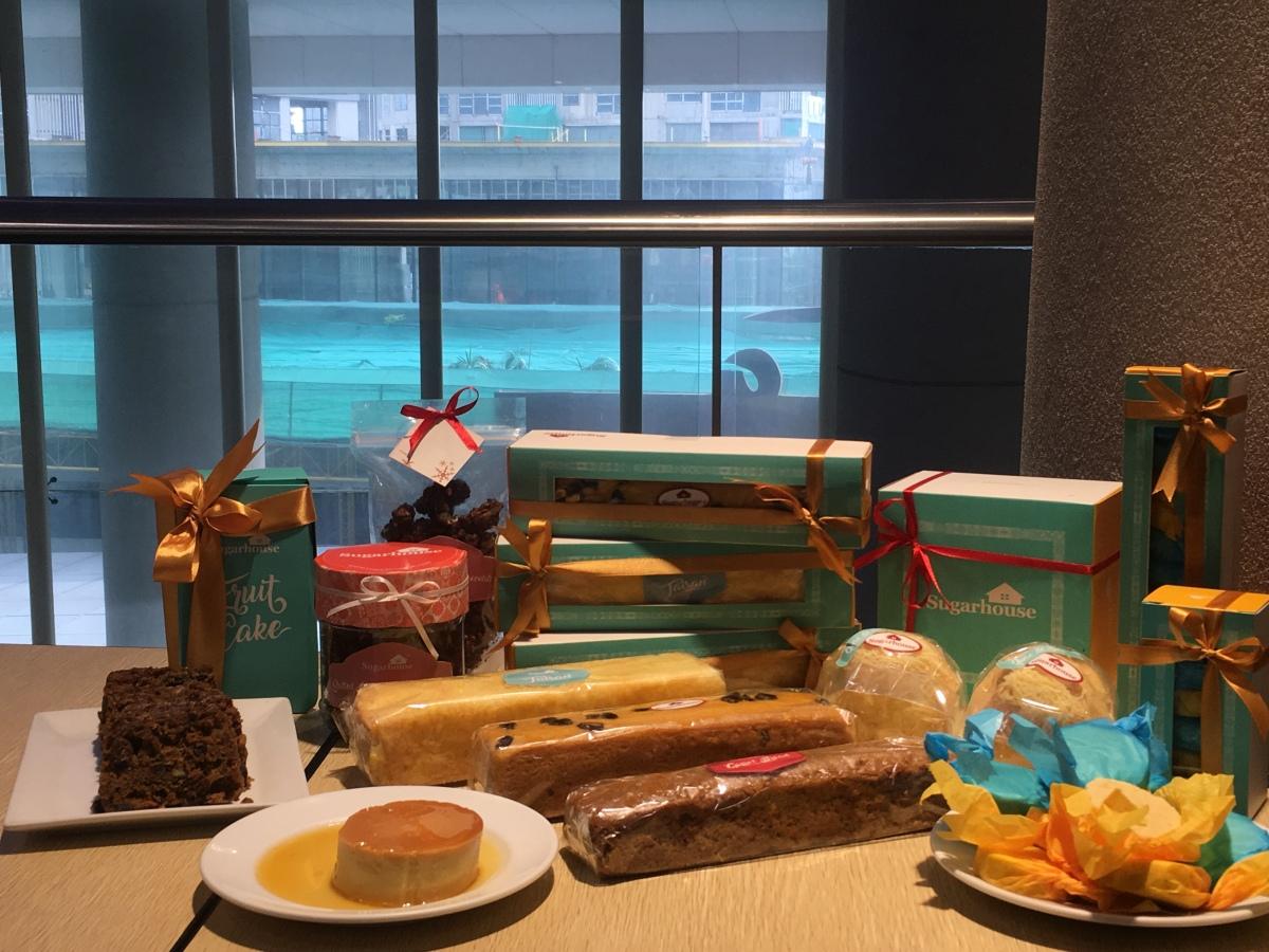 A bounty of sweetness: Sugarhouse' 2018 ChristmasCatalogue