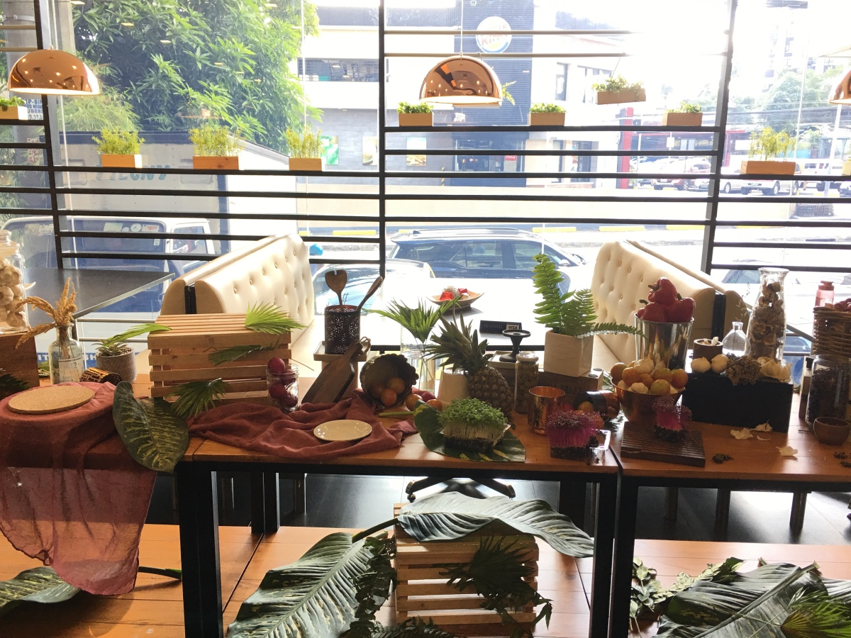 Modern Filipino Cuisine at Ombu Kusina, TomasMorato