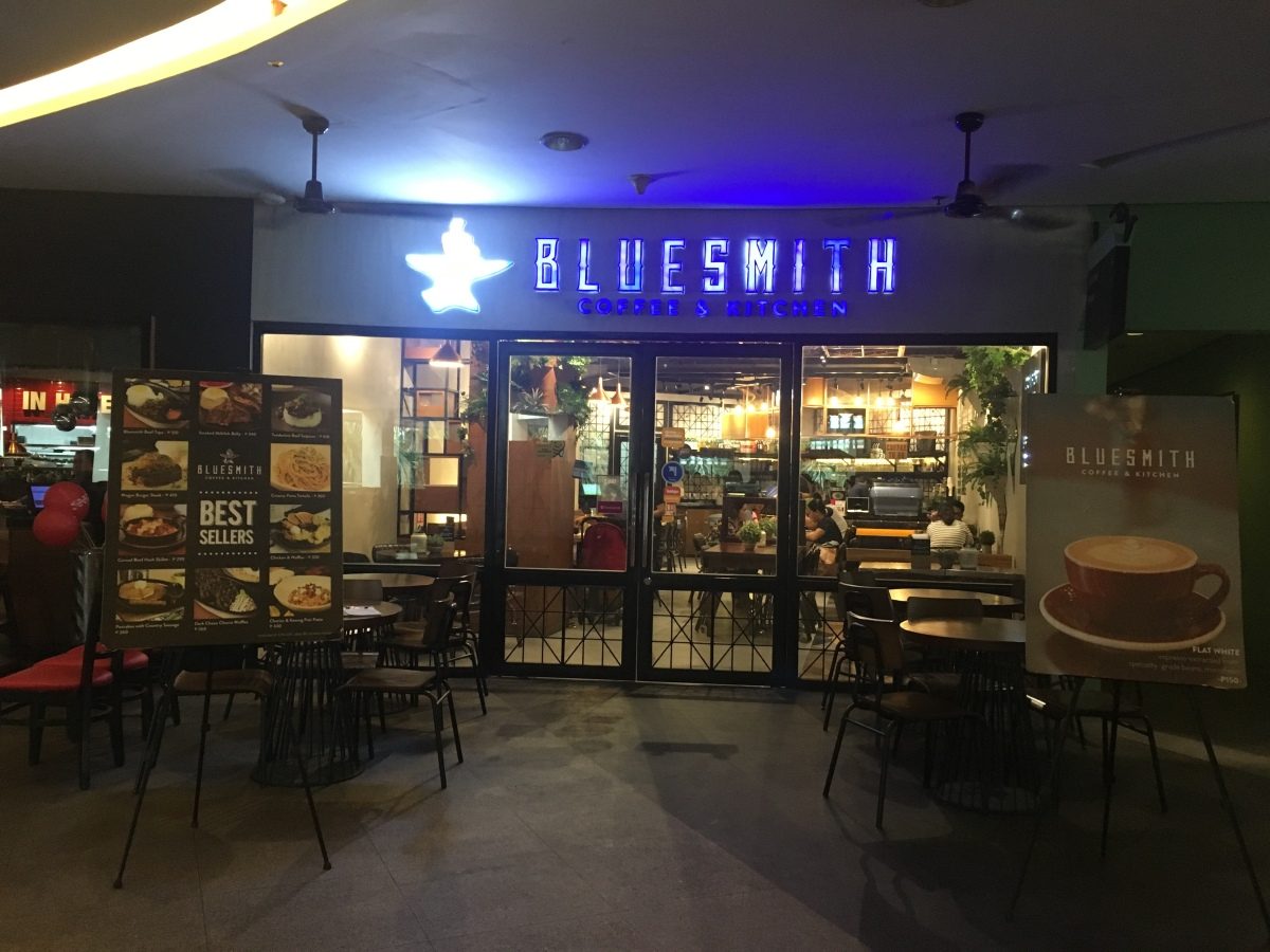 Holiday brunch get-together at Bluesmith Coffee & Kitchen, Greenbelt
