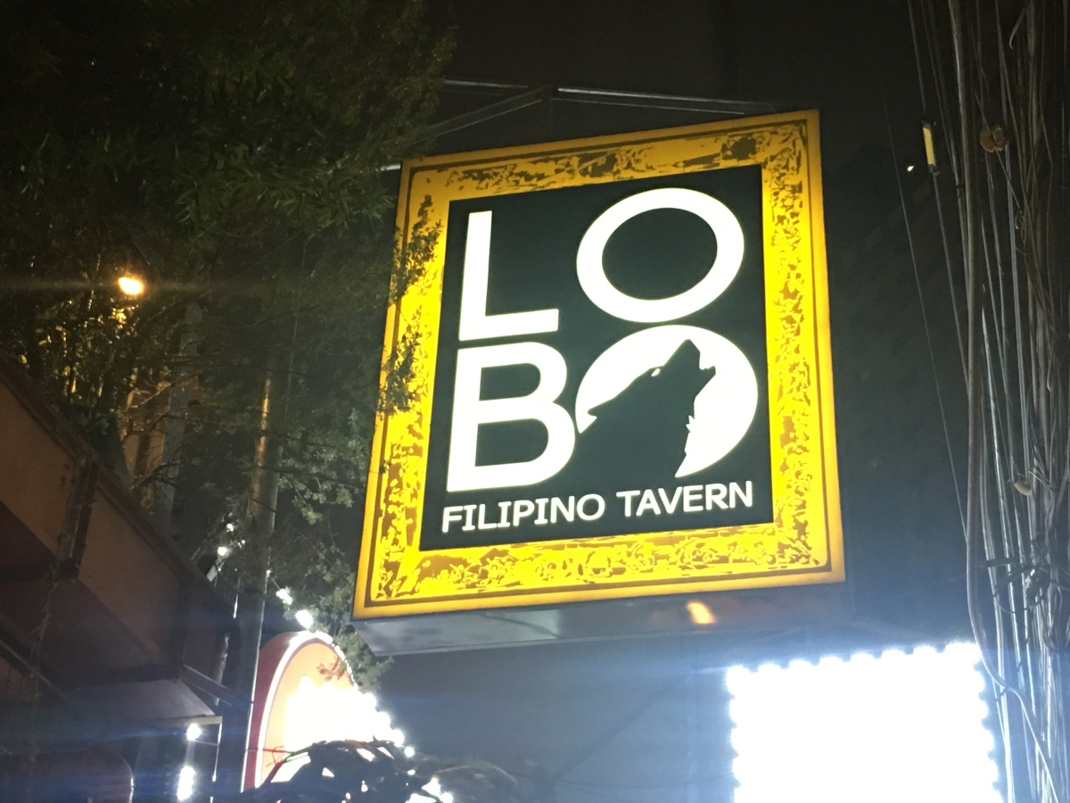 Modern takes on classic Pinoy dishes at Lobo Filipino Tavern, Poblacion