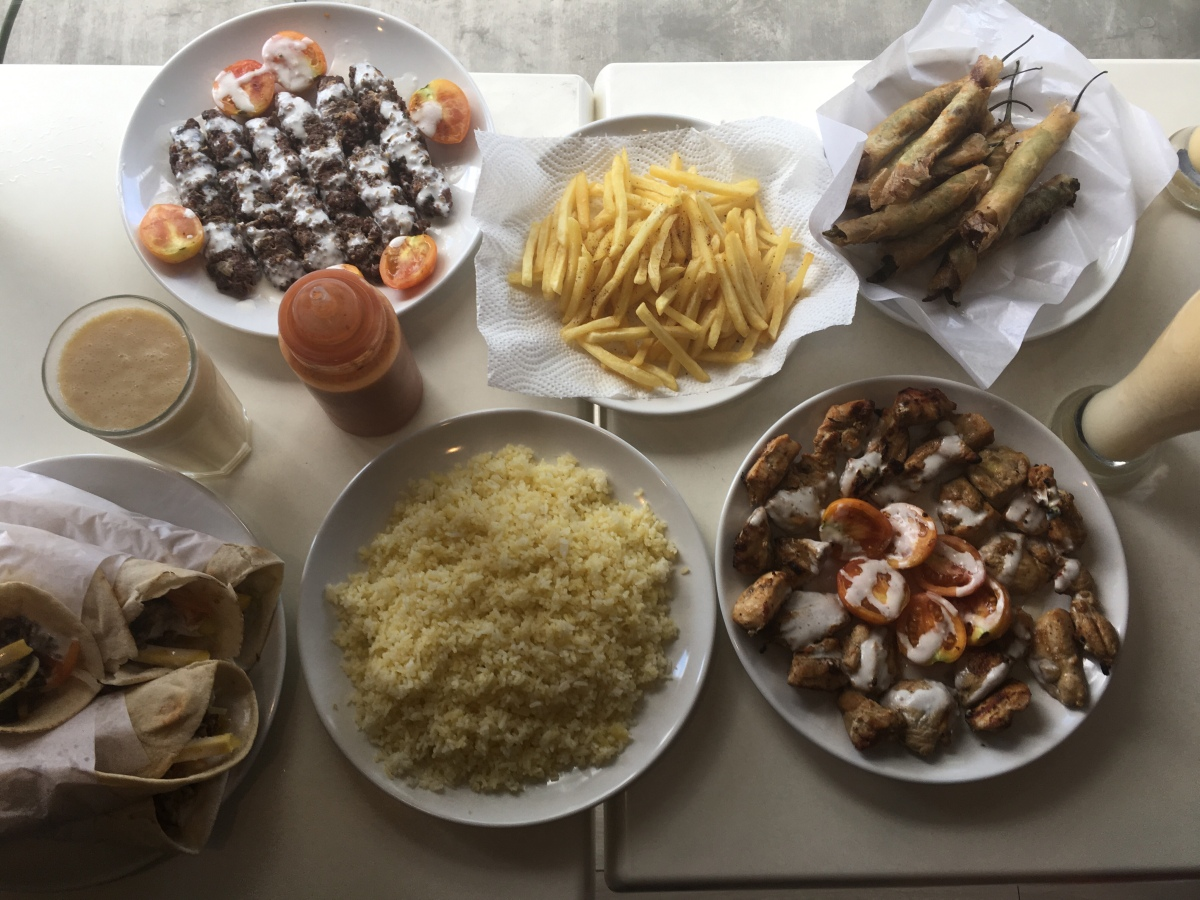 Holy Shawarma brings an affordable yet authentic taste of the Middle East to Marikina