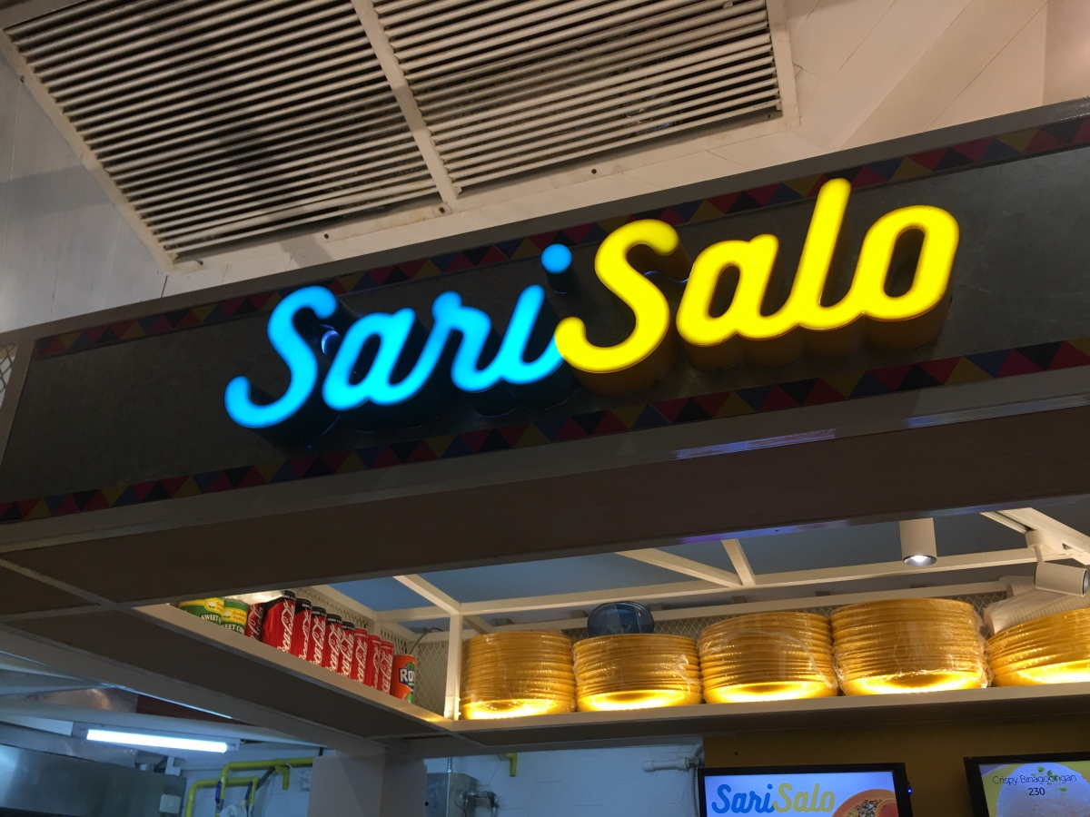 Come together over Pinoy comfort food at Sari Salo, the Podium