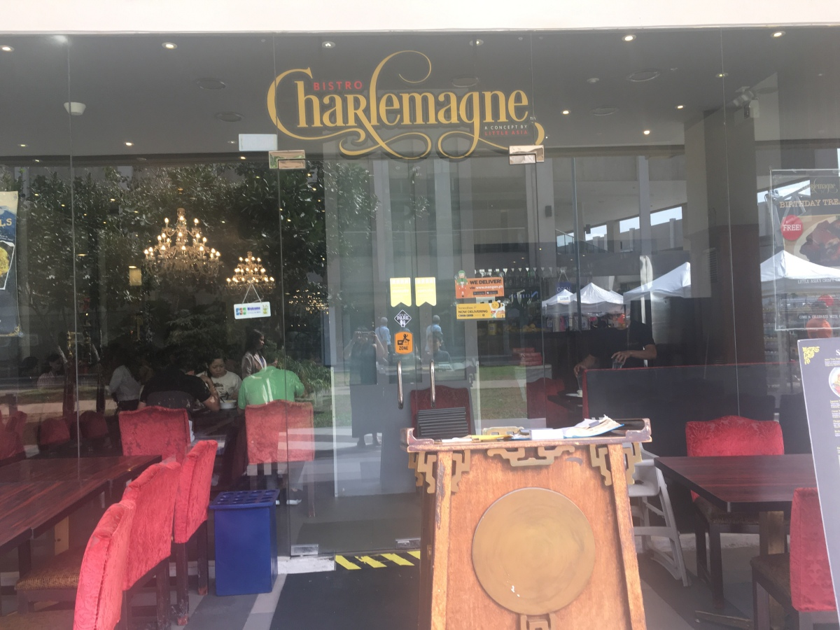 Seven Reasons why Bistro Charlemagne, Nuvali is your road trip foodie stopover