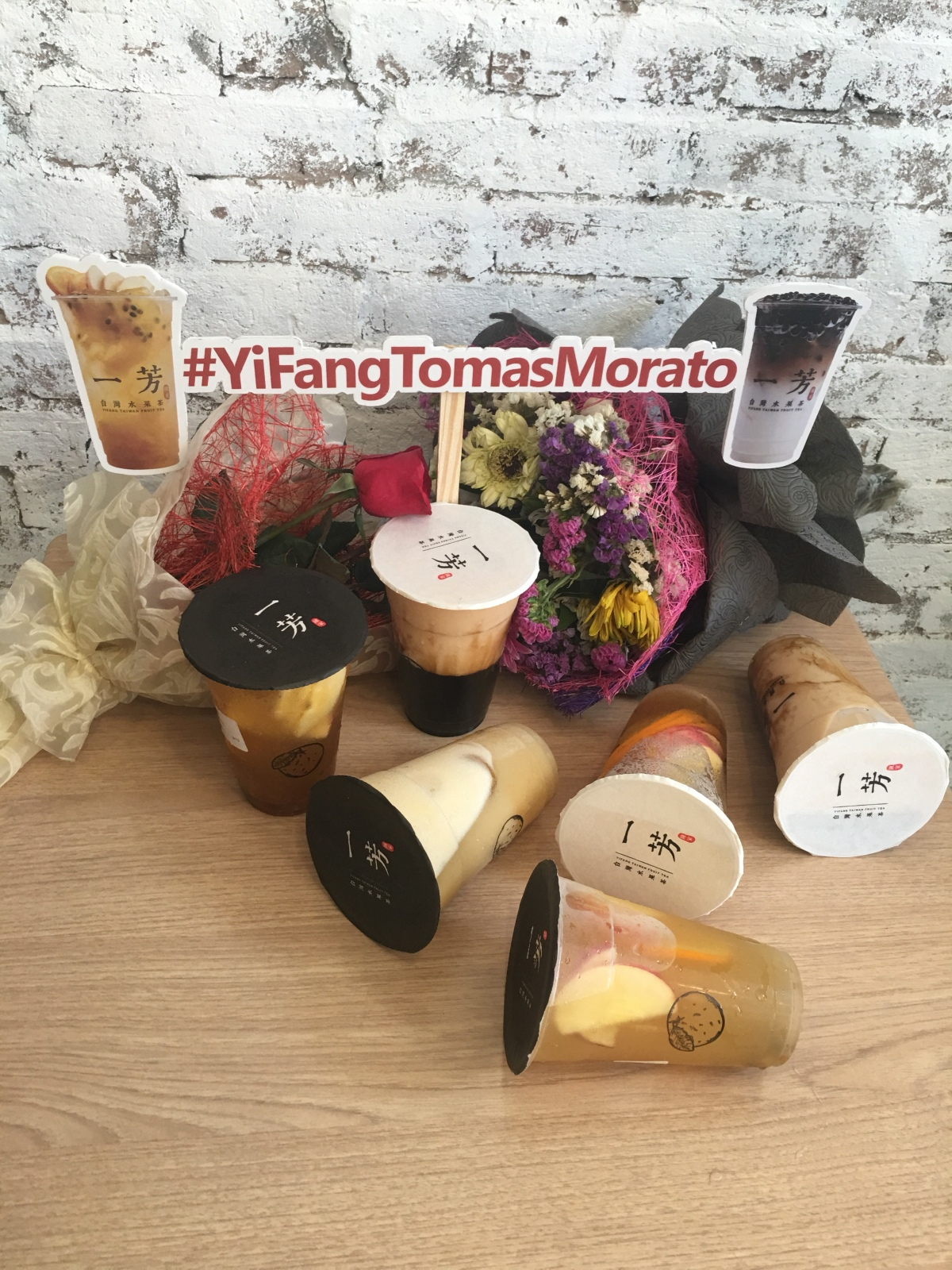 Fun and fresh flavors at the newly opened Yi Fang, Tomas Morato