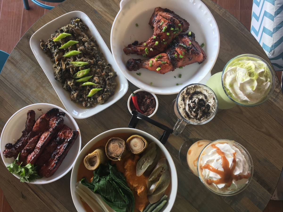 Former OFW pays tribute to family recipes at Las Pinas' Cafe Tribu