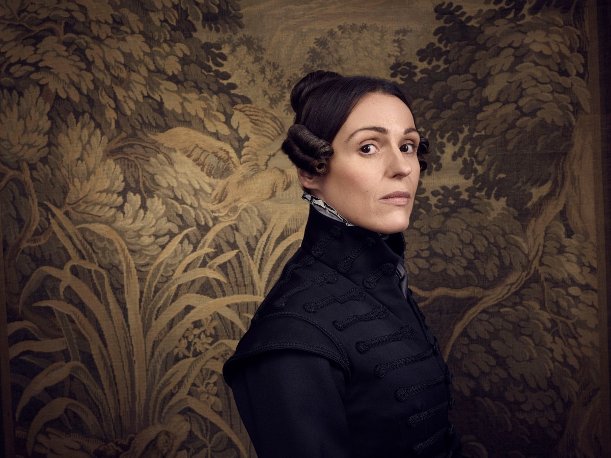 New HBO drama series Gentleman Jack debuts April 23 exclusively on HBO GO