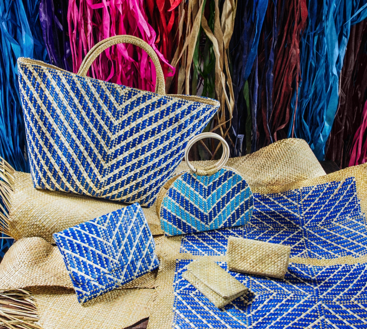 Charles & Keith partners with local brand Woven to benefit local womenweavers