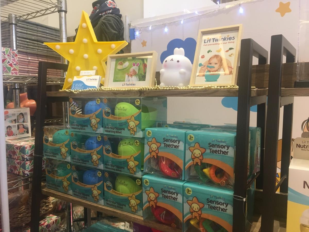Li'l Twinkies showcases fun parenting baby products at MomzillaFair