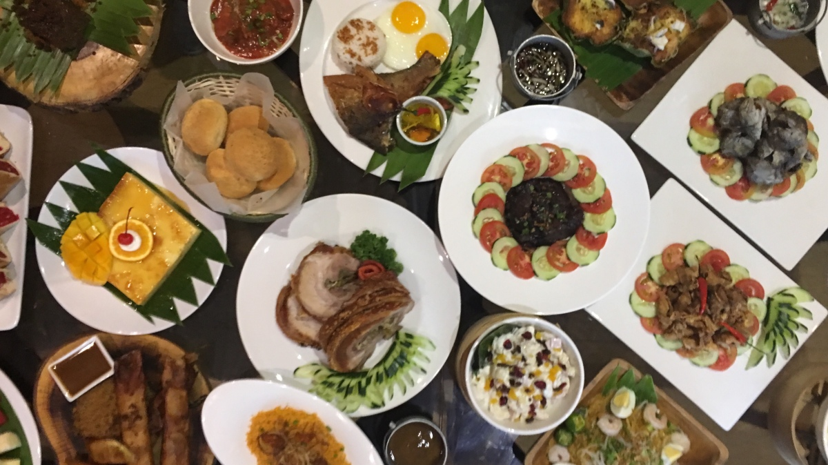 Have a Festive Pinoy Fiesta every Sunday at City Garden Grand's Spice Cafe