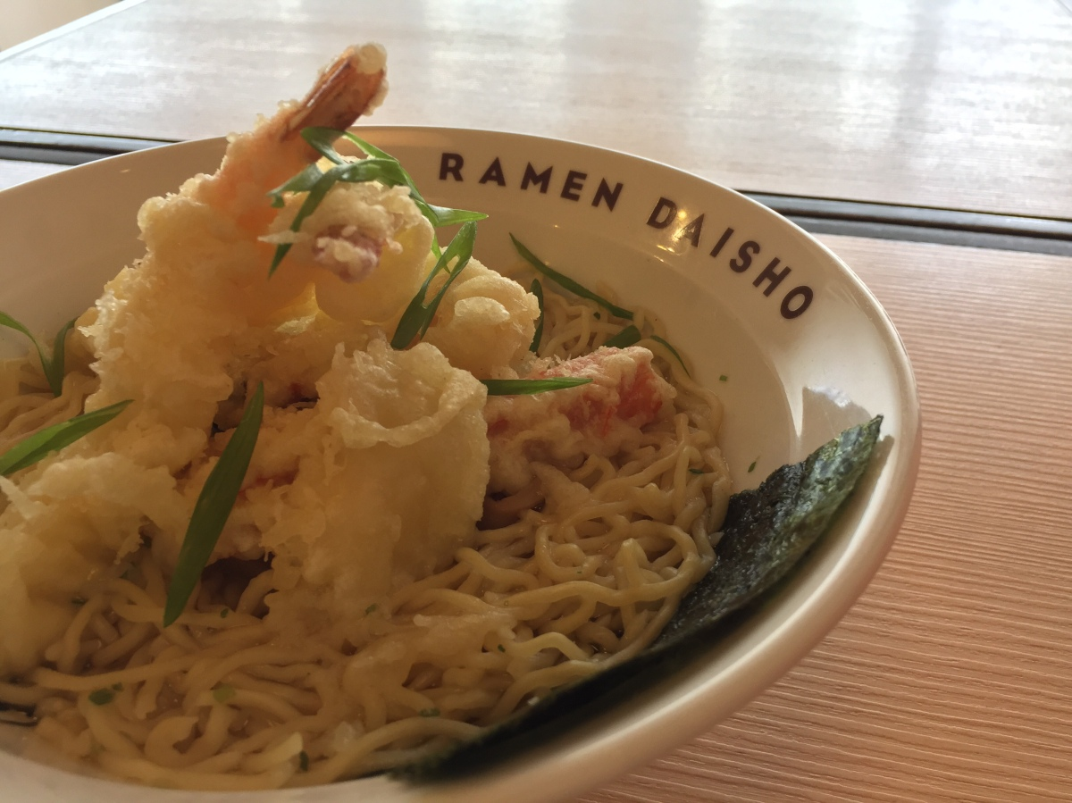 Authentic taste of Japan at Ramen Daisho, Mandaluyong