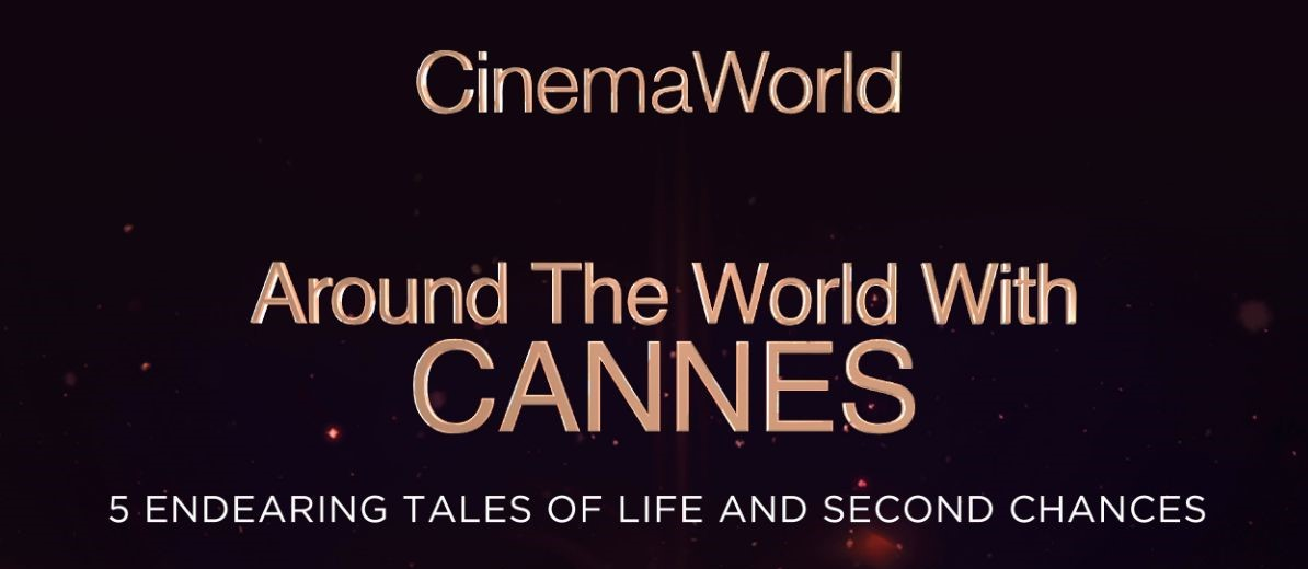 "CinemaWorld presents SKY subscribers with ""Around the World with Cannes"""