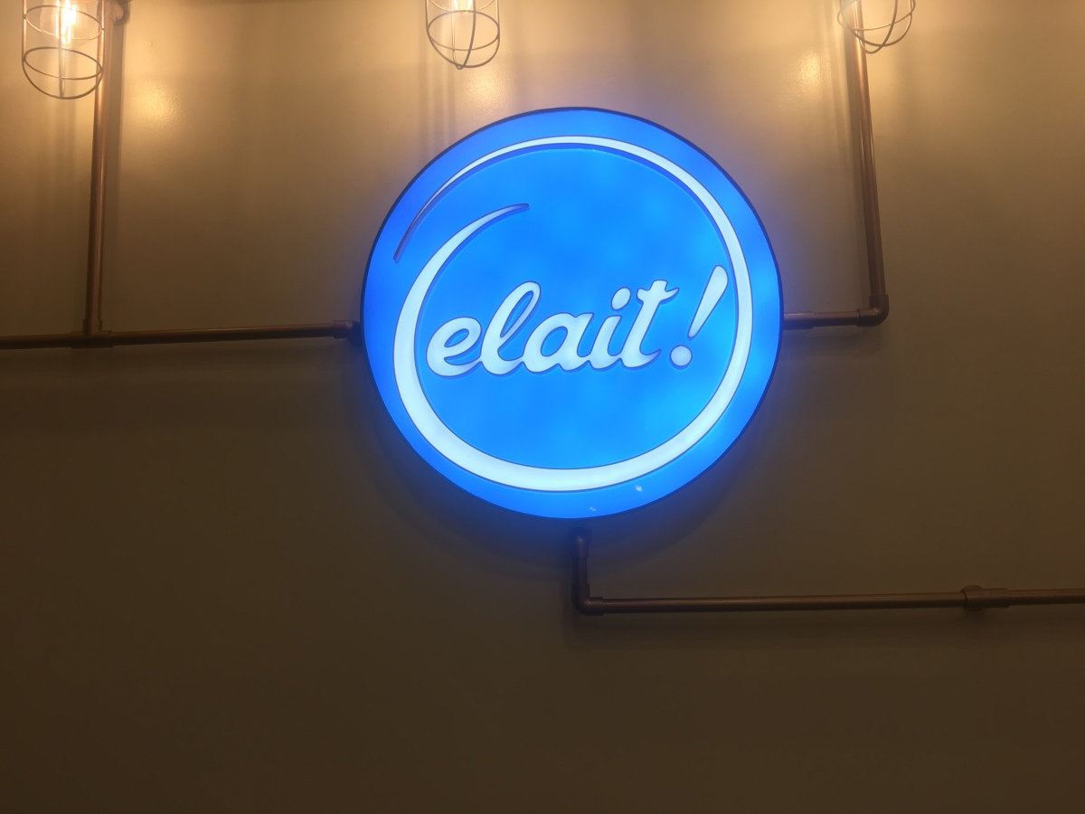 A special place for happiness at Elait, Eastwood Mall