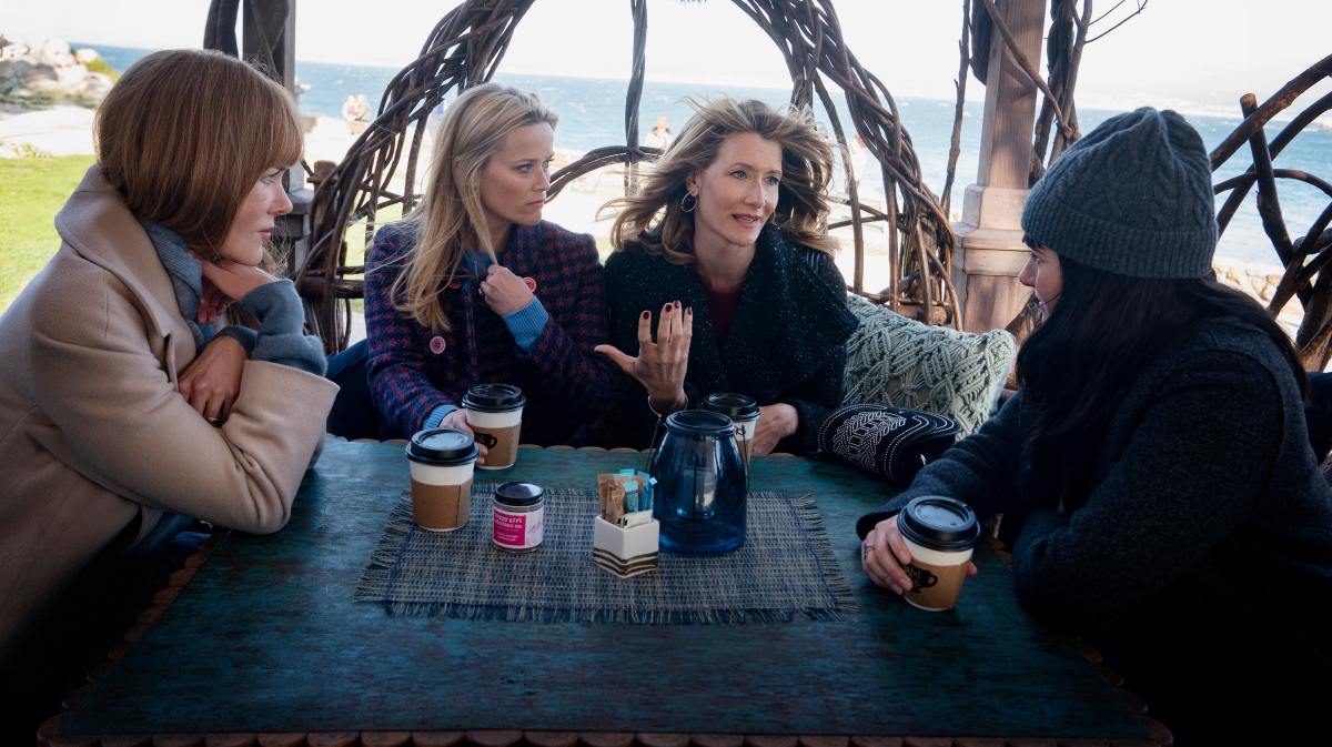 HBO's Emmy-winning series Little Big Lies returns June 10 on HBO and HBO Go