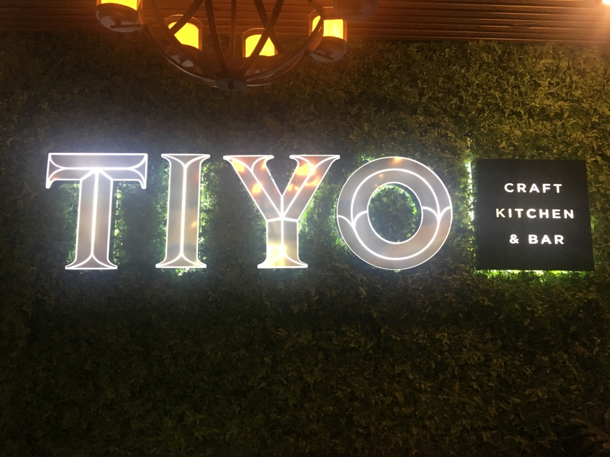 Three reasons why Tiyo Craft Kitchen & Bar, Tomas Morato is your next favorite hangout spot