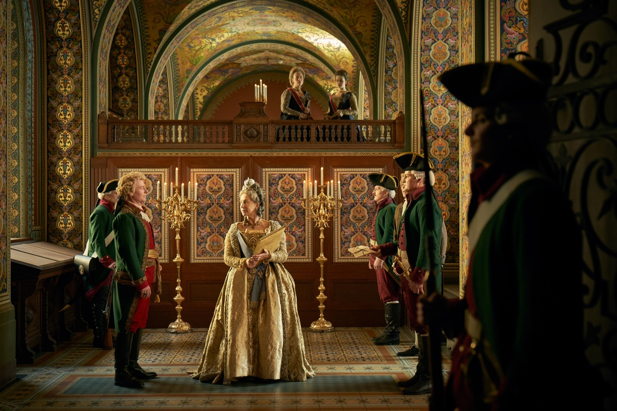 New Trailer of HBO's CATHERINE THE GREAT Starring Helen Mirren released today