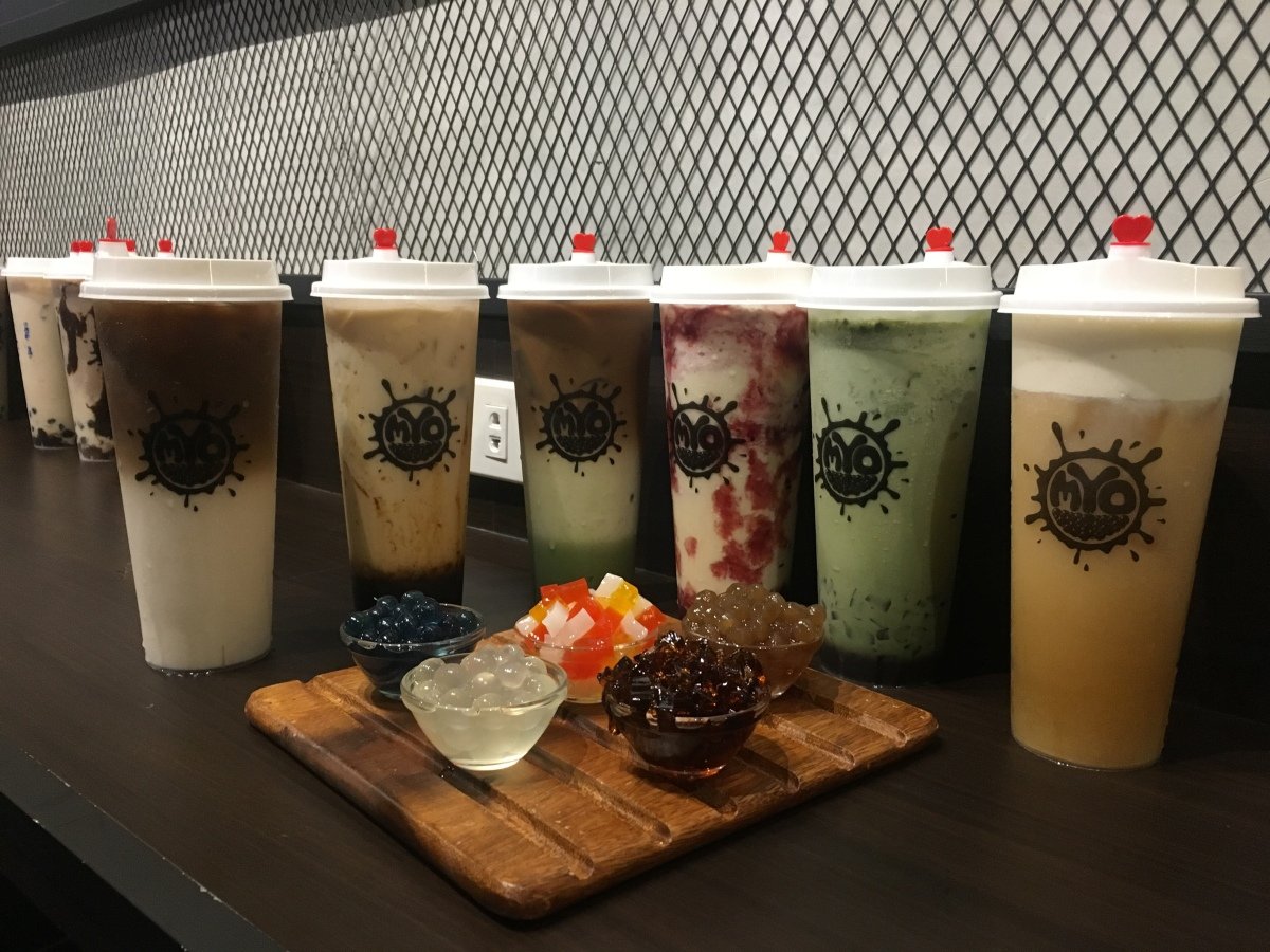 Have your drink your way at Make Your Own Cafe, Maginhawa