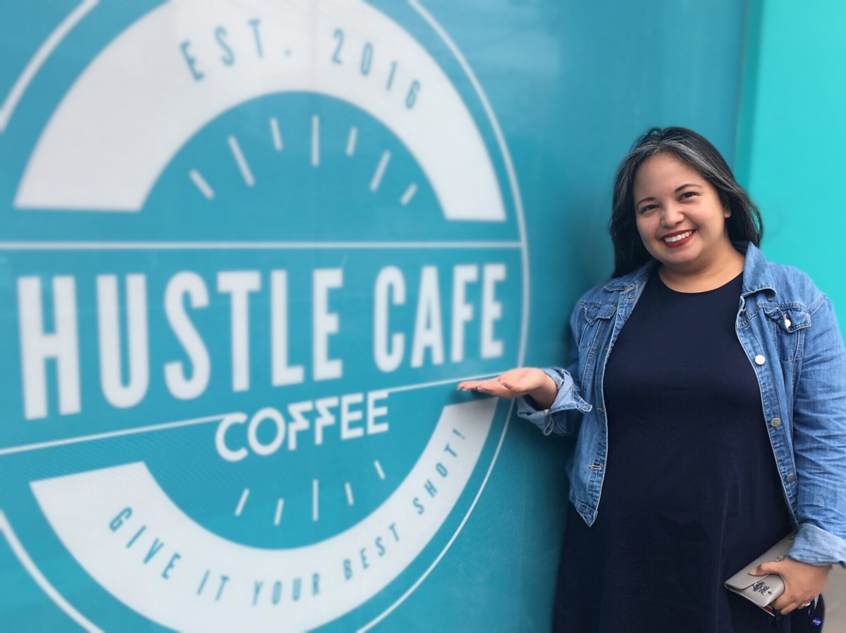 Time to hustle hard at Hustle Cafe, Tomas Morato