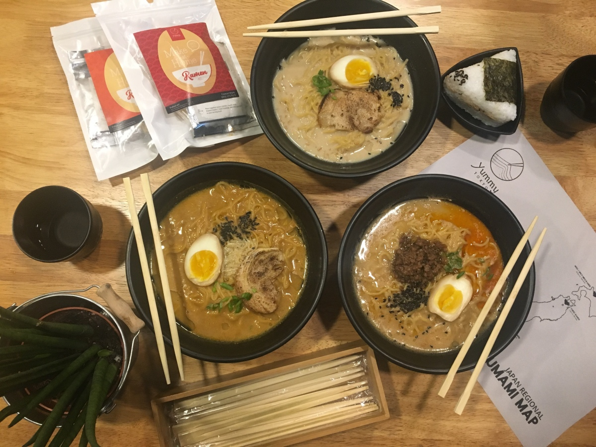 Get ready for unli ramen at Yummy Tokyo, Maginhawa!